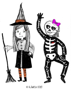 2HalloweenGirls