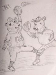 bear-ball