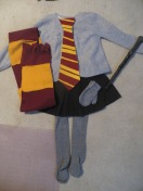 Aimee's outfit - Hermione