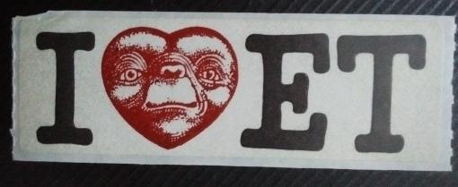 I LOVE ET