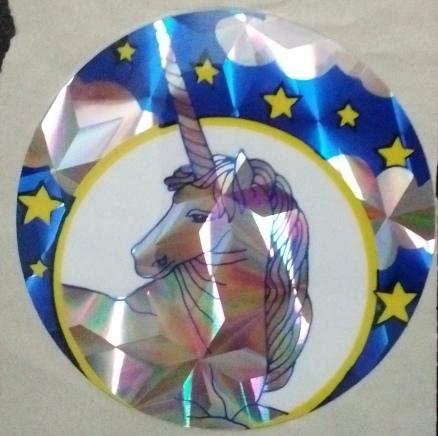 Holographic Unicorn