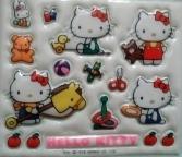 Hello Kitty Puffy stickers